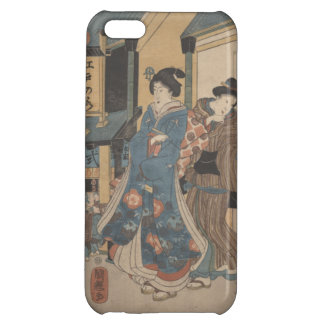 Tokyo Street Scene iPhone Case iPhone 5C Case
