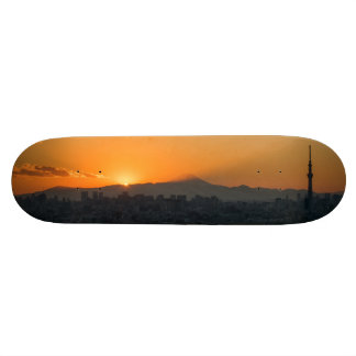 Tokyo Sunset Skateboard Deck