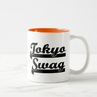 Tokyo Team Swag Two-Tone Coffee Mug