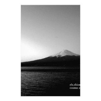 """ Tokyo today art photographer Akagi Mt. Fuji Stationery"