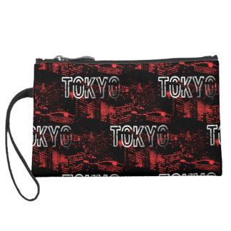 Tokyo Tokyo Wristlet Clutch