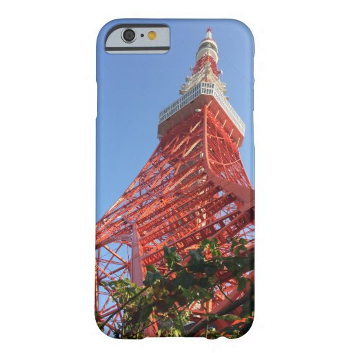 Tokyo Tower Barely There iPhone 6 Case