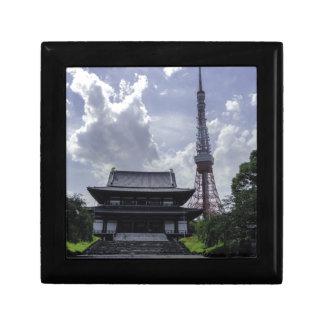 Tokyo Tower Jewelry Box