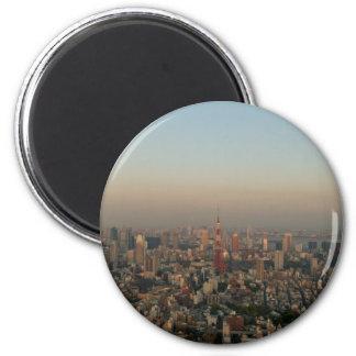 Tokyo tower fridge magnet