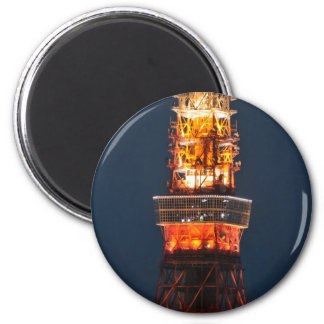 Tokyo tower refrigerator magnets