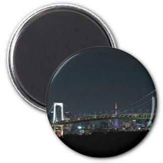 Tokyo tower refrigerator magnet