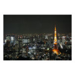 Tokyo Tower Posters