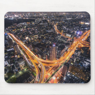 Tokyo Traffic Mouse Pad