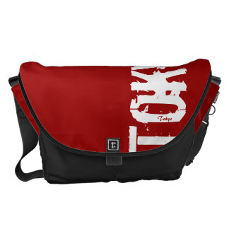 Tokyo - Urban Style Courier Bag