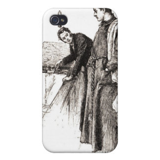 Told You Sadly, As He Fixed Your Bath iPhone 4 Case