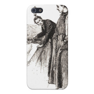 Told You Sadly, As He Fixed Your Bath iPhone SE/5/5s Case