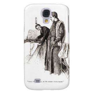 Told You Sadly, As He Fixed Your Bath Samsung S4 Case