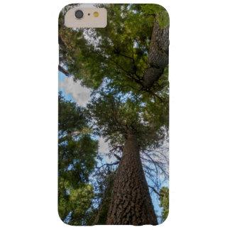 Toldo de árbol de abeto de douglas funda para iPhone 6 plus barely there