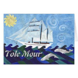 Tole Mour - *customize* Tarjeta De Felicitación