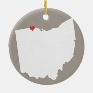 Toledo Eh it s not so bad Ornament