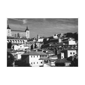 Toledo, España Impresión En Lona Estirada