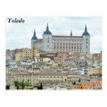 Toledo, España Postal