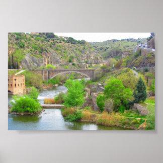 Toledo España Póster