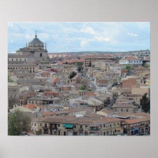 Toledo, España Póster