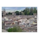 Toledo, España Tarjeta