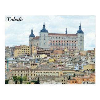 Toledo, España Postales