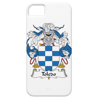 Toledo Family Crest iPhone 5 Cases