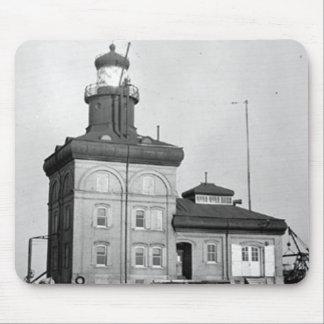 Toledo Harbor Lighthouse Mouse Pad
