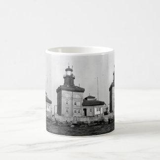 Toledo Harbor Lighthouse Mugs