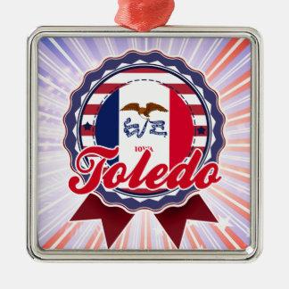 Toledo IA Ornament