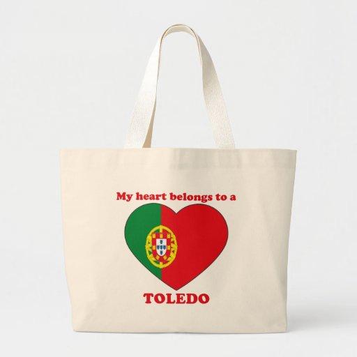 Toledo Jumbo Tote Bag