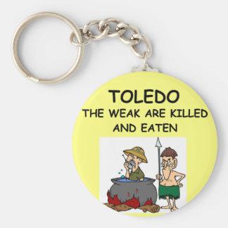 TOLEDO KEY CHAINS