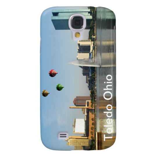 Toledo Ohio City Galaxy S4 Case