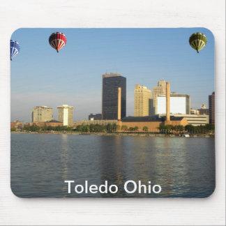 Toledo Ohio City Mouse Pads