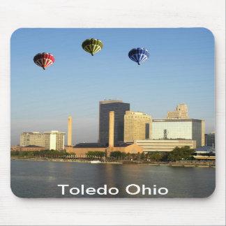 Toledo Ohio City Mousepad