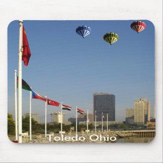 Toledo Ohio City Mouse Pad