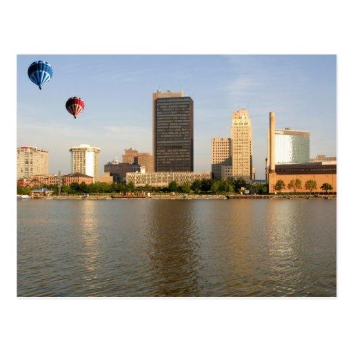 Toledo Ohio City Postcard