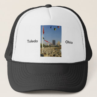 Toledo Ohio City Trucker Hat