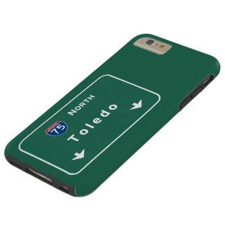 Toledo Ohio oh Interstate Highway Freeway : Tough iPhone 6 Plus Case