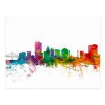 Toledo Ohio Skyline Postcard