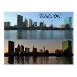 Toledo, Ohio Tarjeta Postal