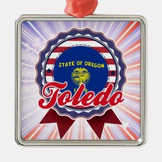 Toledo OR Ornament