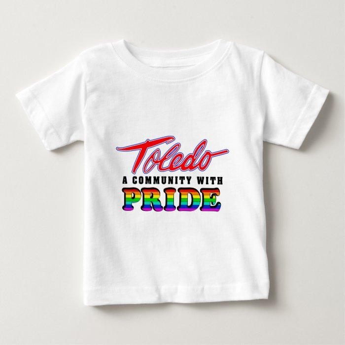 Toledo Pride Baby T-Shirt