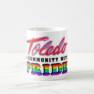 Toledo Pride Coffee Mug