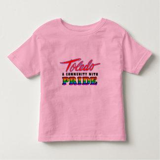 TOLEDO PRIDE TODDLER T-SHIRT