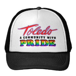 TOLEDO PRIDE TRUCKER HAT
