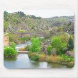 Toledo santo, España Alfombrilla De Raton