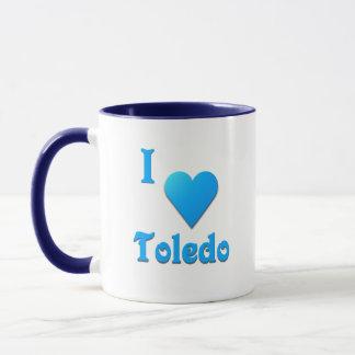 Toledo -- Sky Blue Mug