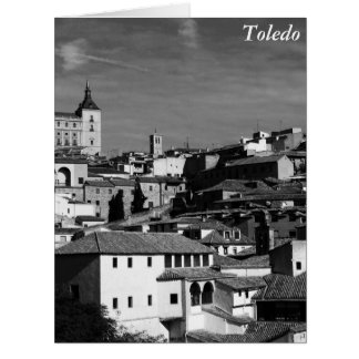 Toledo, Spain Card