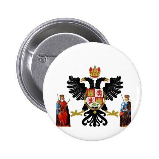 Toledo (Spain) Coat of Arms Pin