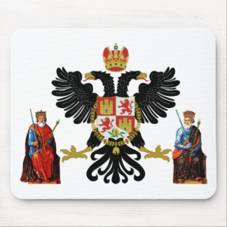 Toledo (Spain) Coat of Arms Mouse Pad